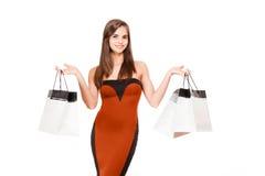 Día de las compras. Fotos de archivo libres de regalías