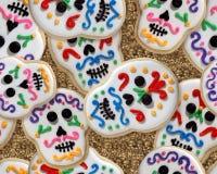 Día de las galletas muertas Foto de archivo