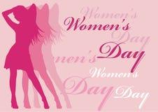 Día de las mujeres Fotos de archivo libres de regalías