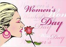 Día de las mujeres Fotos de archivo