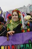 Día de las mujeres internacionales Imagen de archivo