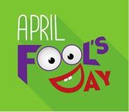 Día de los €™s de April Foolâ Foto de archivo