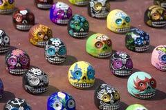 Día de los cráneos muertos 2 Fotografía de archivo libre de regalías
