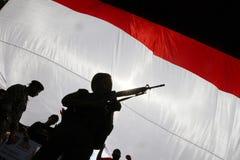 Día de los héroes de Indonesia Fotos de archivo