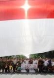 Día de los héroes de Indonesia Foto de archivo libre de regalías