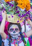Día de los muertos Fotos de archivo libres de regalías