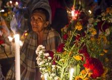 Día de los muertos Fotos de archivo