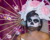 Día de los muertos Foto de archivo libre de regalías