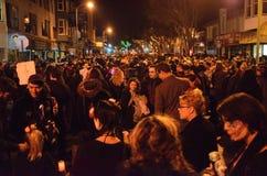 2013 día de los muertos, San Francisco Imagen de archivo