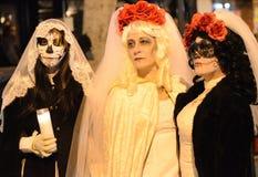 2013 día de los muertos, San Francisco Foto de archivo