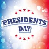 Día de los presidentes Imagenes de archivo
