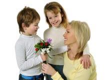 Día de madre fotos de archivo libres de regalías