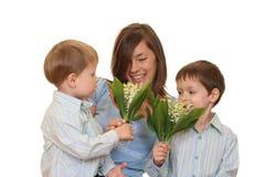 Día de madre Imágenes de archivo libres de regalías