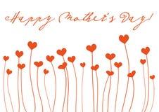 Día de madre feliz libre illustration