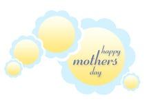 Día de madre feliz Fotos de archivo libres de regalías