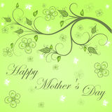 Día de madre feliz Foto de archivo
