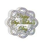 Día de madre feliz del paso de progresión Imagenes de archivo