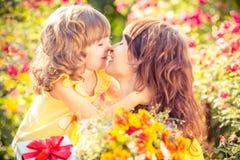 Día de madres fotografía de archivo libre de regalías