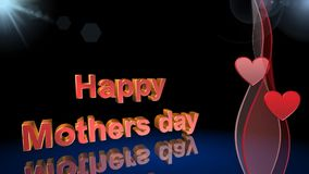 Día de madres, animación libre illustration