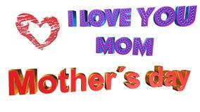 Día de madres, animación