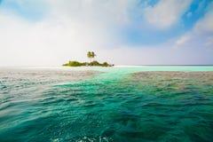 Día de Maldivas tropical imagen de archivo