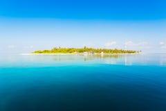 Día de Maldivas tropical fotografía de archivo libre de regalías