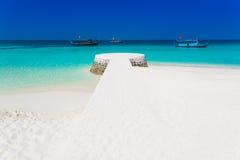 Día de Maldivas tropical fotografía de archivo