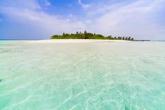 Día de Maldivas tropical fotos de archivo