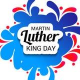 Día de Martin Luther King libre illustration