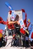 Día de mayo en Estambul Imagenes de archivo