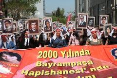 Día de mayo en Turquía Fotografía de archivo
