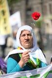 Día de mayo en Turquía Fotos de archivo libres de regalías