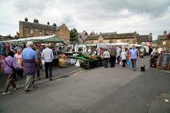 Día de mercado Imagen de archivo libre de regalías