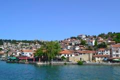 Día de Ohrid Imagenes de archivo