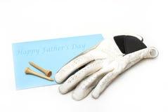 Día de padre feliz Imágenes de archivo libres de regalías