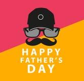 Día de padre feliz Imagenes de archivo