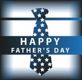 Día de padre feliz Imagen de archivo libre de regalías