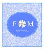 Día de padres Imagen de archivo libre de regalías
