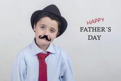 Día de padres feliz fotos de archivo libres de regalías