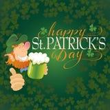 Día de Patricks del santo Fotografía de archivo libre de regalías