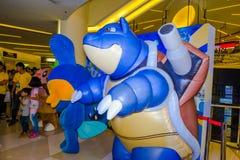 Día de Pokemon en Bangkok, Tailandia Fotos de archivo