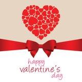 Día de San Valentín Imágenes de archivo libres de regalías