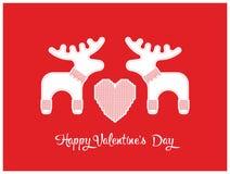 Día de San Valentín 1 Fotografía de archivo libre de regalías