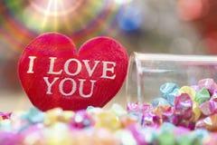 Día de San Valentín, colección Imagen de archivo libre de regalías