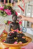 Día de Songkran Fotografía de archivo libre de regalías