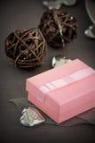 Día de tarjetas del día de San Valentín Fotografía de archivo