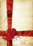 Día de tarjetas del día de San Valentín ilustración del vector