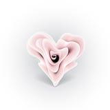 Día de tarjetas del día de San Valentín feliz. ilustración del vector