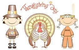 Día de Thanksgivind Fotos de archivo libres de regalías