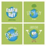 Día de tierra Imagen de archivo